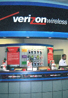 Verizon Wireless struggles through poor first quarter