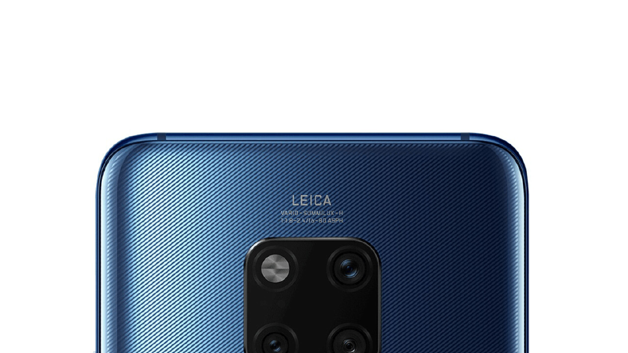 New Huawei Mate 20 Pro report confirms every last detail about flagship