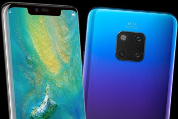 Huawei Mate 20 Pro to cost £899 in the UK; same as the Galaxy Note 9