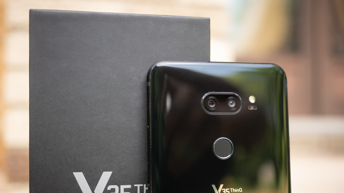 Deal: LG G7 ThinQ and V35 ThinQ are $350 off at Project Fi