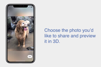 Facebook now lets you turn your regular photos into 3D
