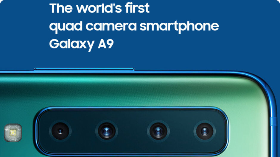 Samsung may have a standout midranger with the A9, if its quad camera is done right (results)