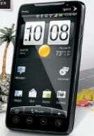 Ten lucky winners to receive an HTC EVO 4G and service for one year from Sprint