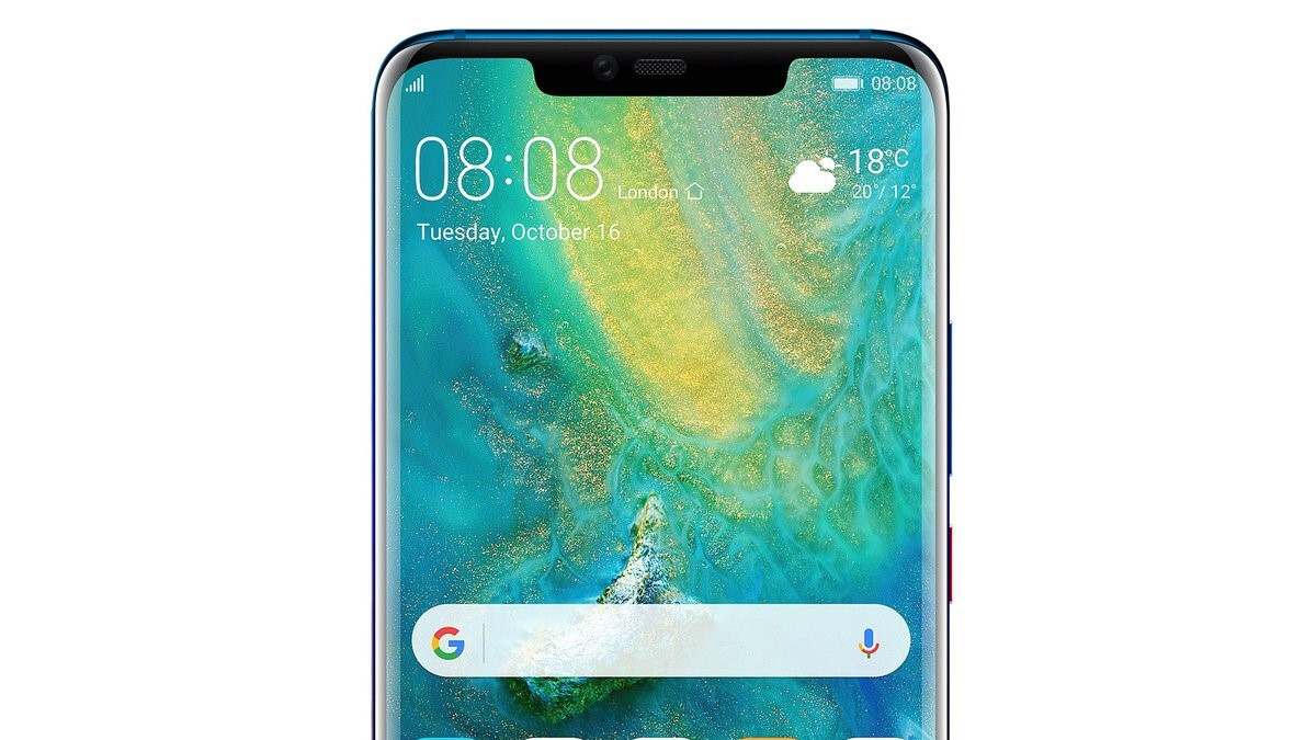 Huawei Mate 20 Pro European pricing revealed, release date too