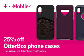 T-Mobile is giving away $8,000 in OtterBox products next week; non-subscribers can enter to win