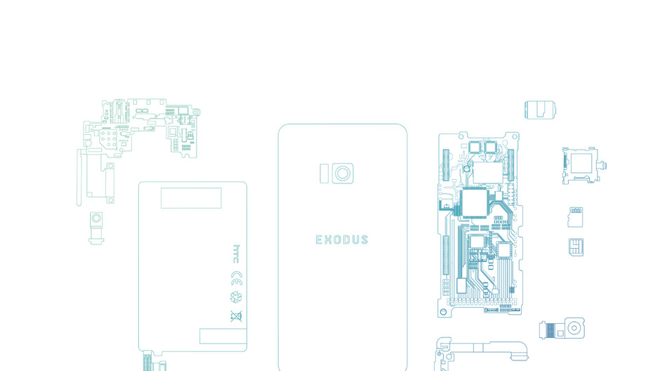 HTC's blockchain smartphone set for October 22 announcement, see the new teaser