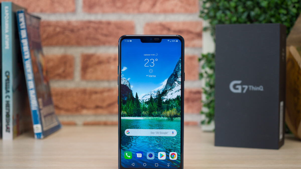 Deal: Unlocked LG G7 ThinQ drops to $570 ($180 off) at B&H Video