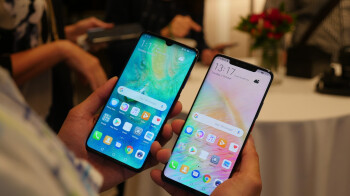 The Huawei Mate 20 and Pro are official: ultra-fast charging, 7nm chip and in-display scanner