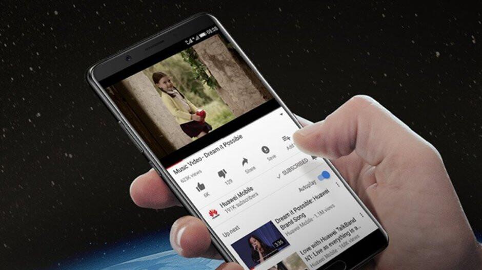Huawei Mate 10 starts receiving Android 9 Pie update, huge