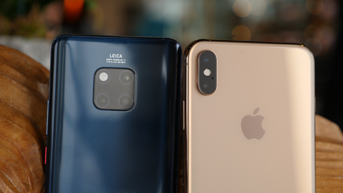 Huawei Mate 20 Pro vs iPhone XS Max vs Galaxy Note 9: NIGHT Camera Comparison!