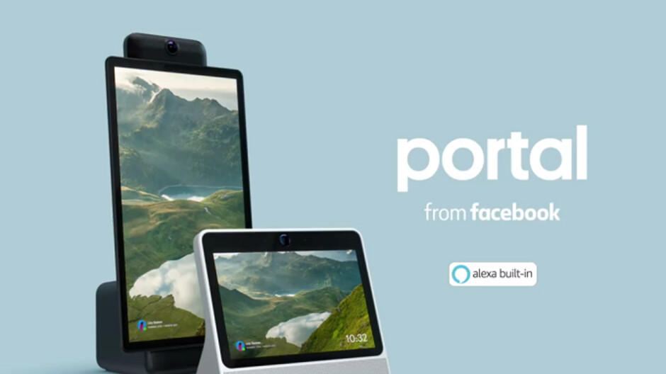 Facebook Debuts Its Portal