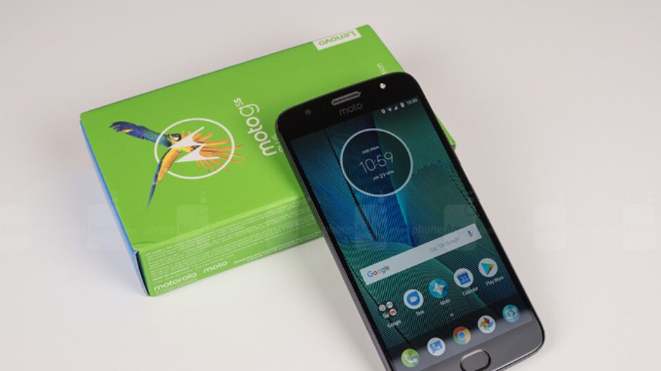 Android 8.1 Oreo for Moto G5S Plus rolling out in the United States