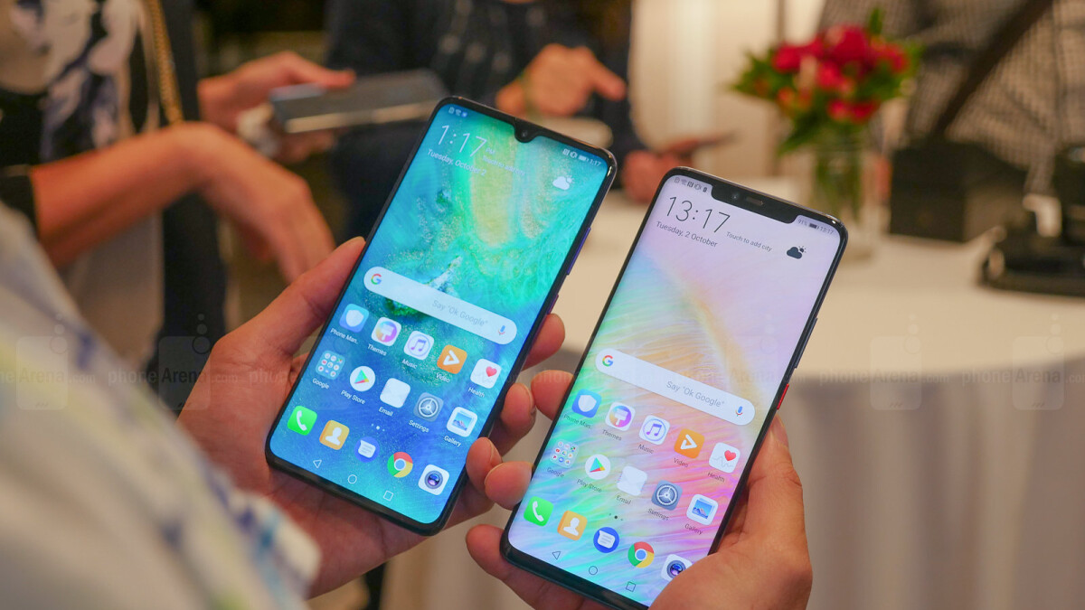 Huawei Mate 20 Pro OLED display comes from BOE rather than Samsung or LG