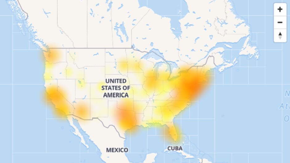 Verizon service down; calls aren't connecting, but texts might go through (UPDATE)