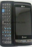 LG GR700 spotted with AT&T's branding