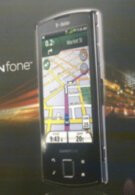 Out and about T-Mobile Garminfone is snapped up for all to see