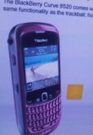 T-Mobile expected to see a red version of the BlackBerry Curve 8520