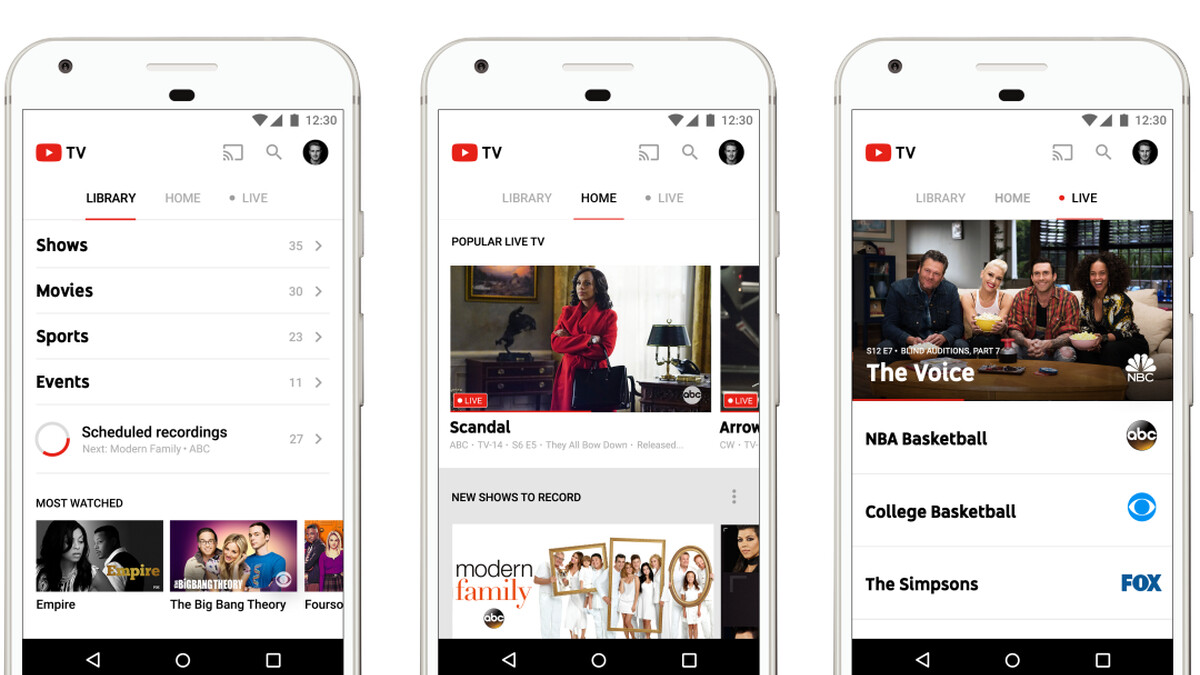 YouTube TV apologizes for outage, offers one-week credit to all subscribers