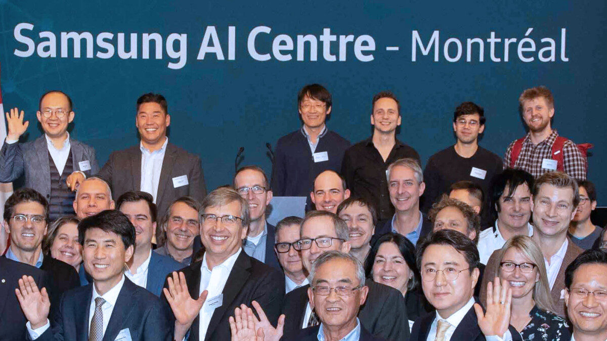 Samsung steps up effort to become AI leader, opens research center in Canada