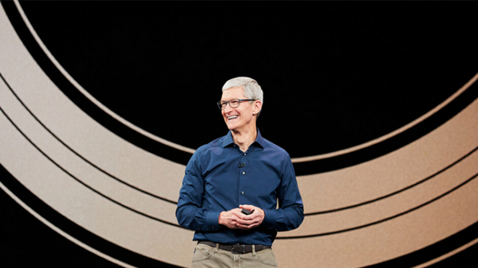 Apple CEO Cook says Bloomberg needs to