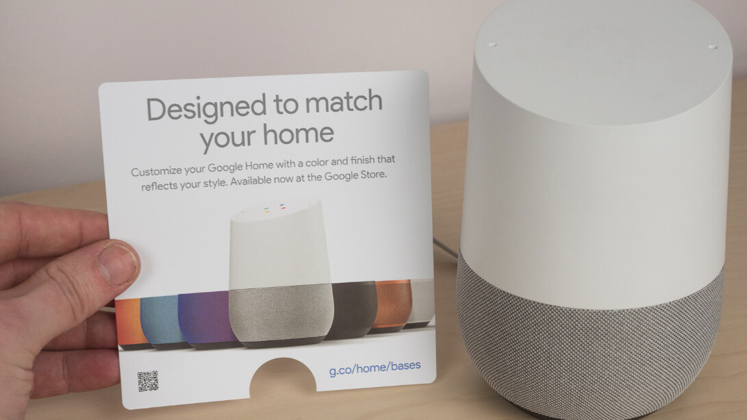 google home smart speakers start receiving digital wellbeing support. Black Bedroom Furniture Sets. Home Design Ideas