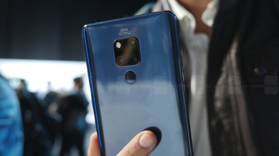 Huawei confirms it will not sell the Mate 20 series in the United States