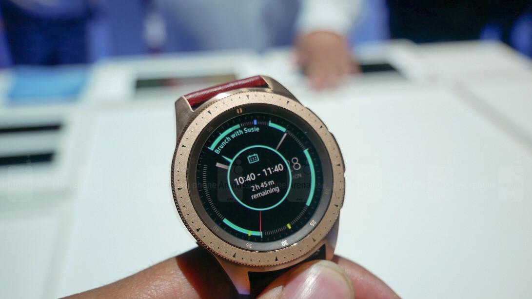Samsung Galaxy Watch update brings sleep tracking improvements