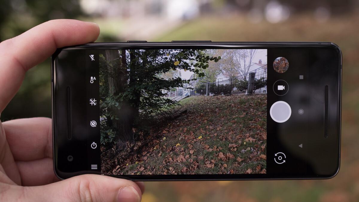 Pixel 3 Camera app now available on Pixel and Pixel 2 smartphones