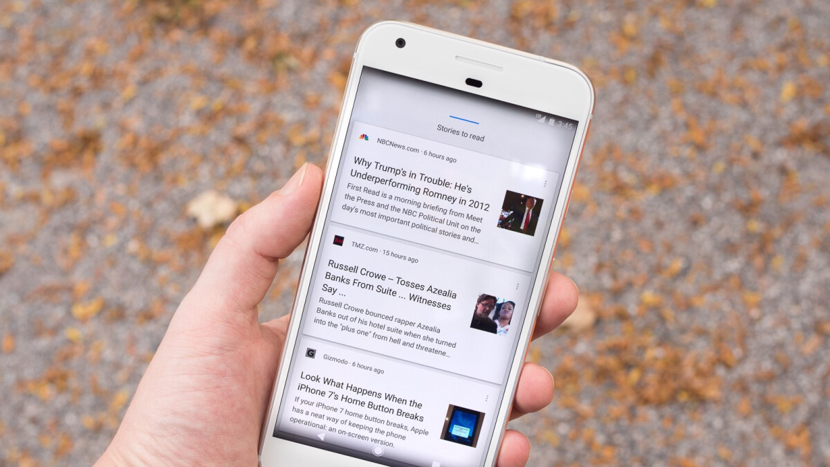 Google News bug causes the app to use large amounts of data, forcing users to pay overage fees