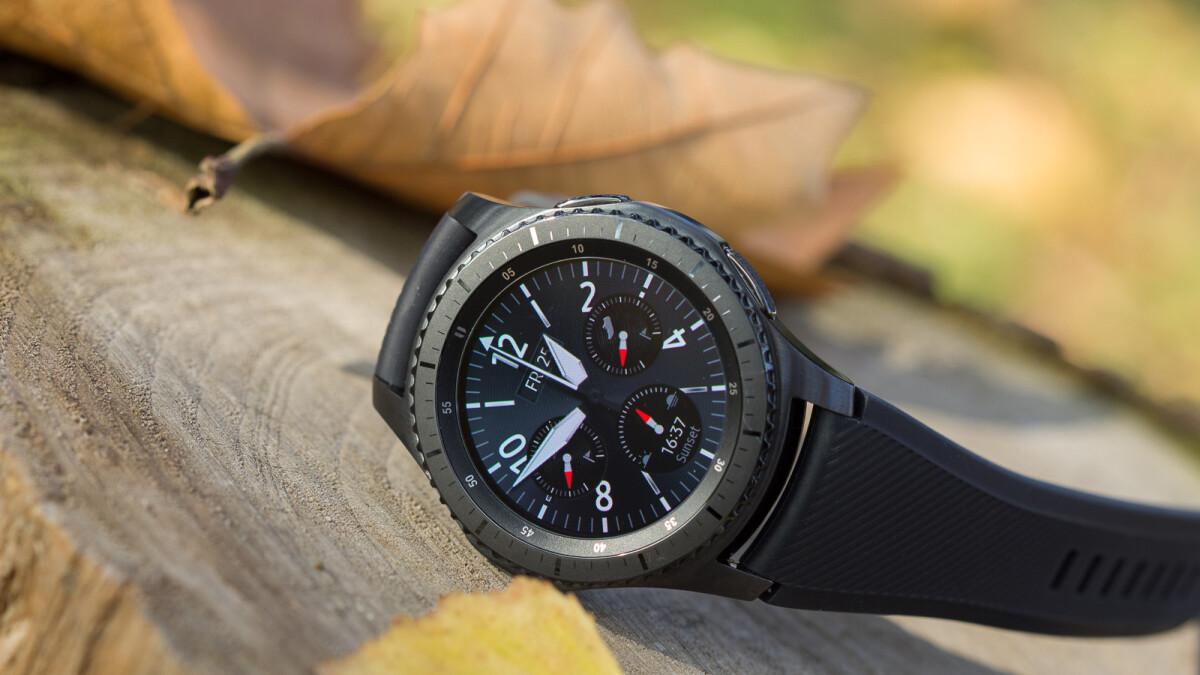 Experiencing severe battery drain on your Gear S3 or Gear Sport? Try this temporary fix