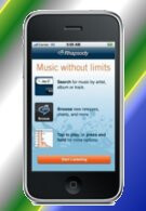 New update for Rhapsody for the iPhone now includes offline mode