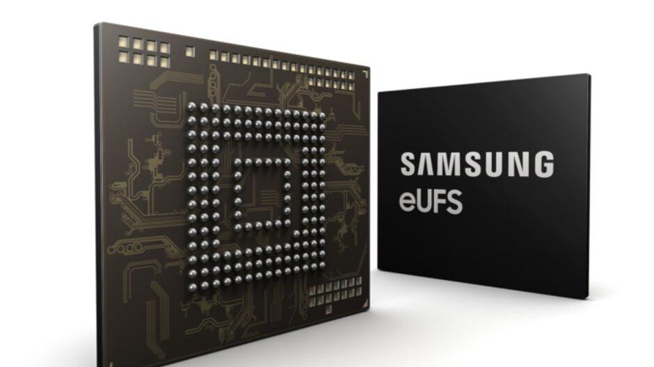 Samsung is bringing super fast smartphone storage in 2019, even faster RAM in 2020