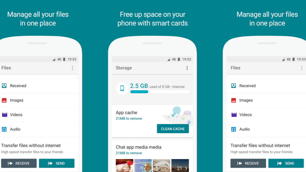 Nearly 90% of free apps on Google Play share users details