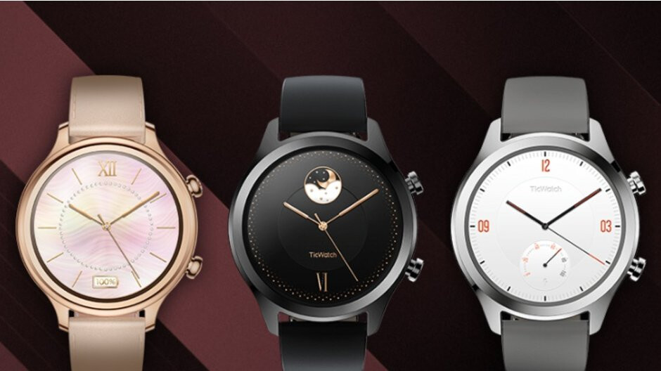 Mobvoi TicWatch C2 with Wear OS has all the right features ...