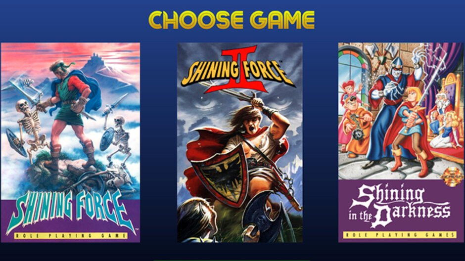 Shining Force Classics added to SEGA Forever on the Google Play Store