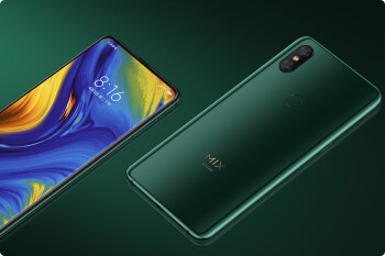 Xiaomi Mi Mix 3 is official, a 93% screen slider with up to 10GB RAM and a 5G version