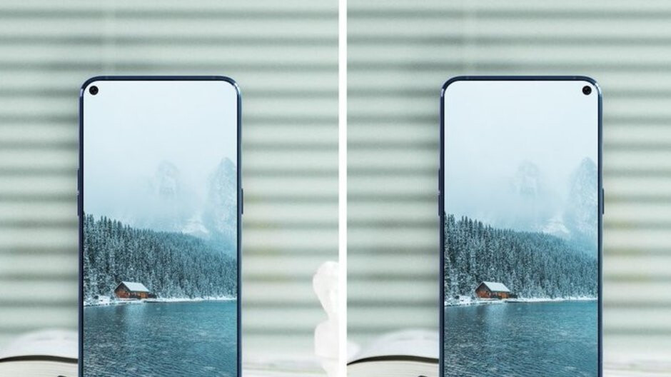 The Bezel-less Galaxy A8s will arrive without an in-display fingerprint scanner