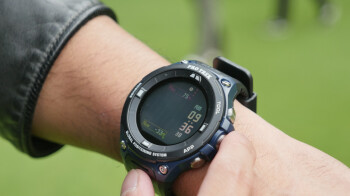 Casio WSD-F20A PRO Trek Smart hands-on: Ruggedized for the outdoor enthusiast
