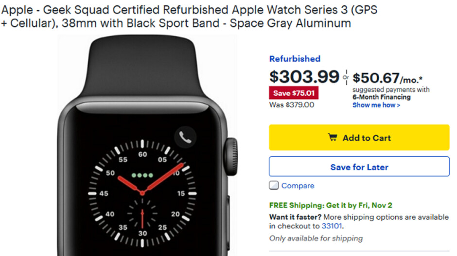Best Buy 2 day sale starts Friday; grab discounts on Apple iPad Pro and refurbed Apple Watches