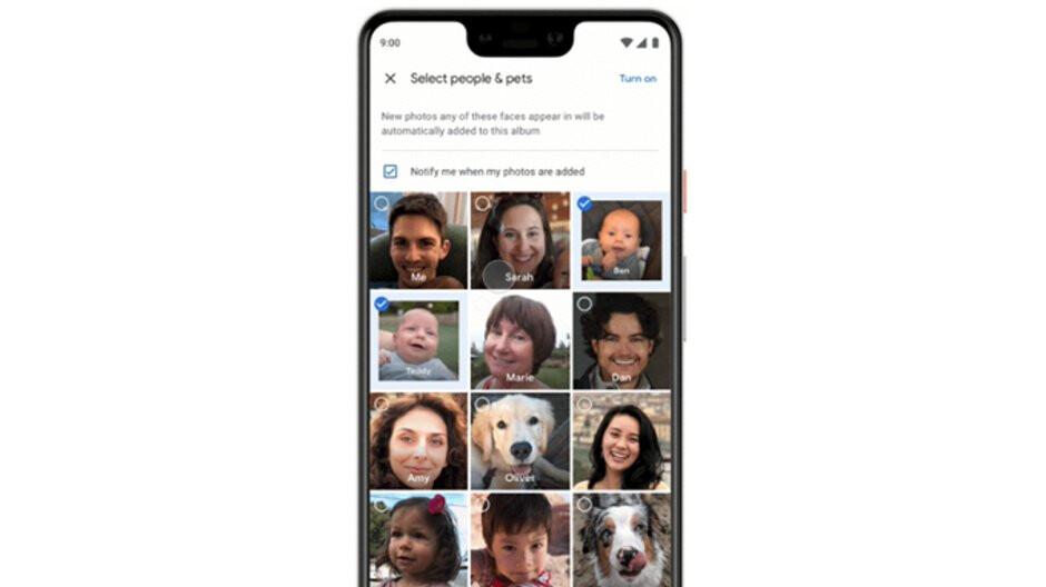 Google Photos Live Albums has a 10,000-photo limit - PhoneArena