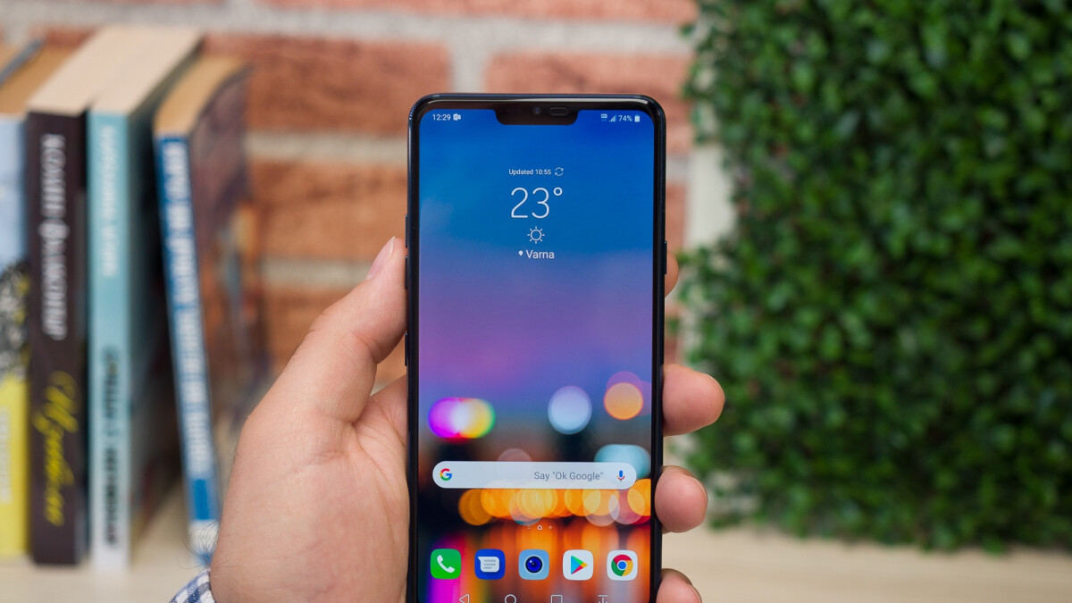 Unlocked LG G7 ThinQ goes a full $200 off list to $550 for a limited time