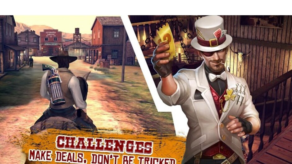 Games like Red Dead Redemption for iPhone and Android