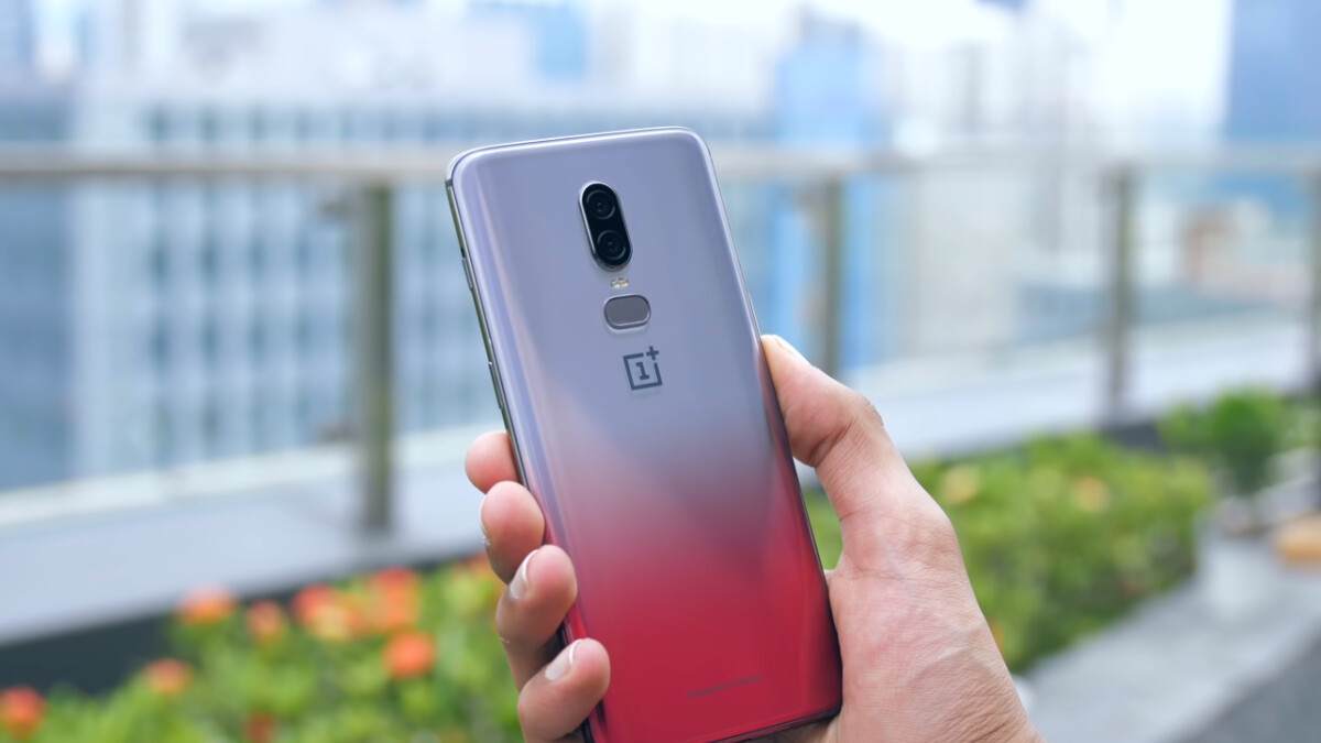 OnePlus 6 prototypes confirm OnePlus tested a wide range of gradient finishes
