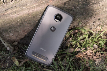 Verizon's Moto Z2 Play update includes Android 8.0 Oreo and September security patch