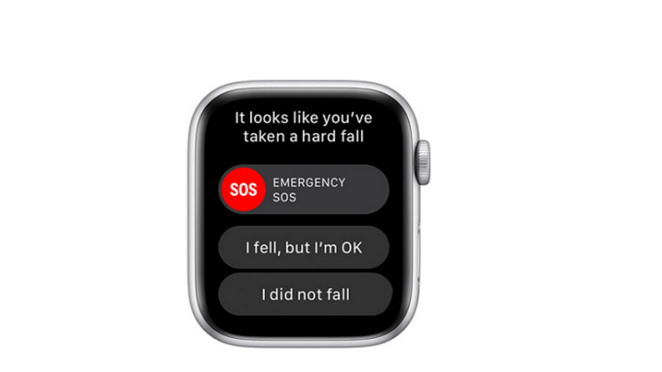 Fall detection on Apple Watch works in real life after a man collapses …