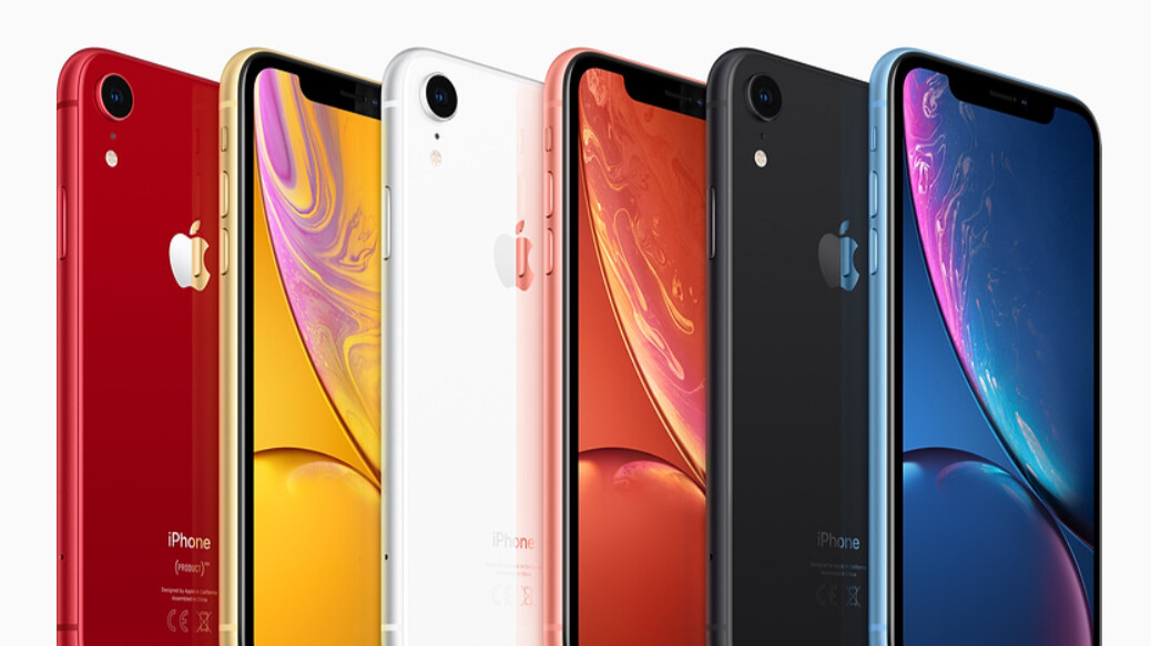 Apple iPhone XR first weekend sales totaled 9 million units, analyst claims