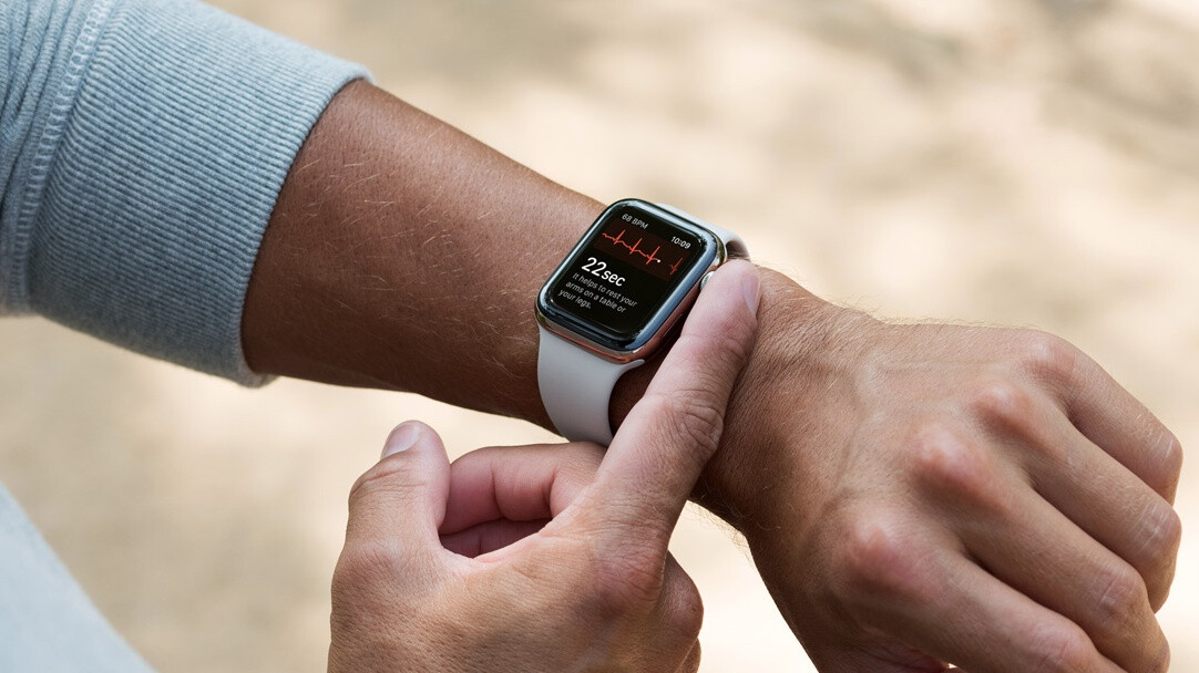 Enabling the Apple Watch ECG feature outside of the US might be a piece of cake
