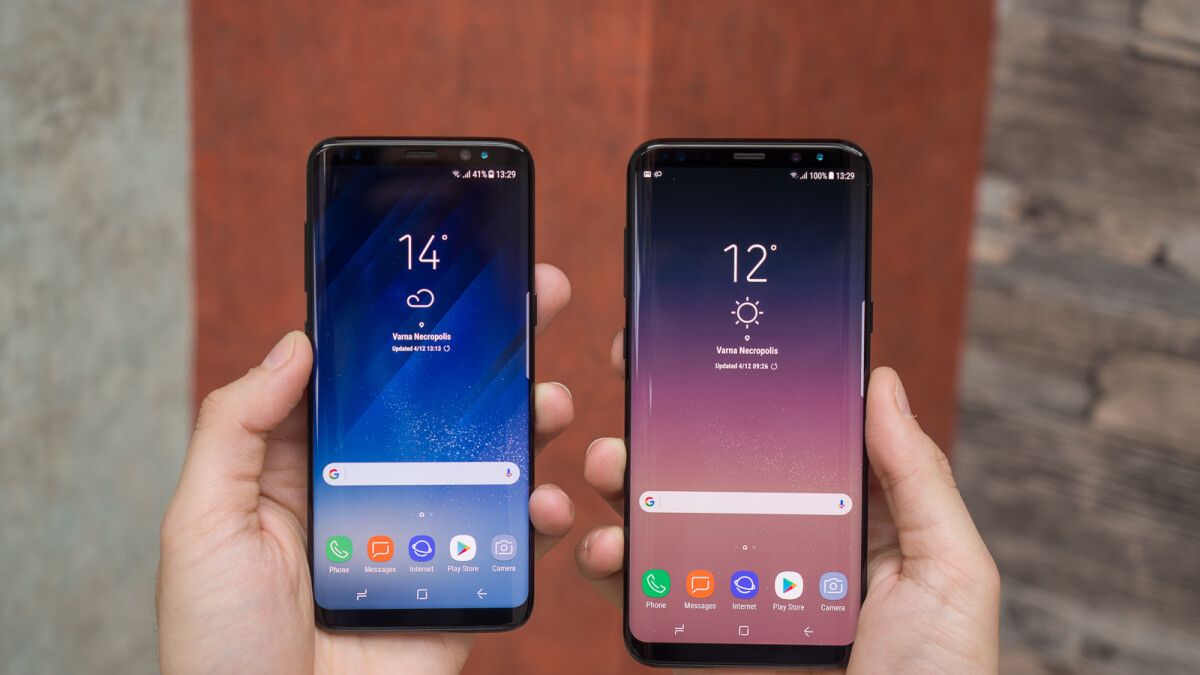 Samsung Galaxy S8 and S8+ updated with RCS Universal Profile support at T-Mobile