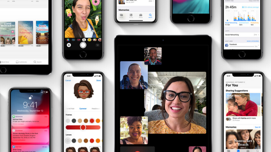 Apple says that it will release iOS 12.1 tomorrow