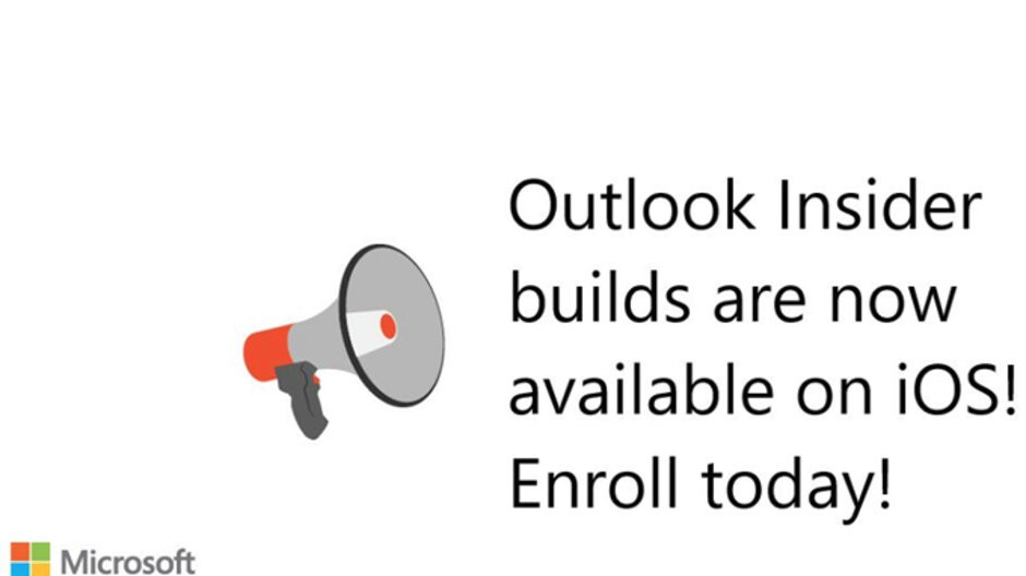 Microsoft debuts Outlook for iOS beta program, but space is limited